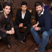 Kelly Jones, Adam Zindani and John Conroy