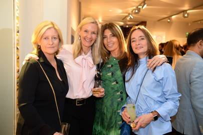 Sacha Forbes, Emma Farah, Eve Henderson and Sarah Tyser