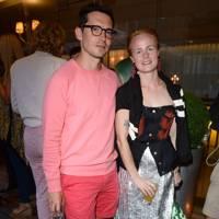 Erdem Moralioglu and Louise Grey