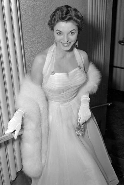 1952: At the premiere of I Believe In You in Marble Arch