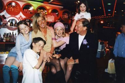Lydia Denehy, William Denehy, Mrs Simon Denehy, Tatiana Denehy, Simon Denehy