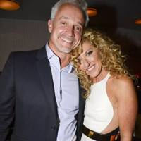 John Gardiner and Kelly Hoppen