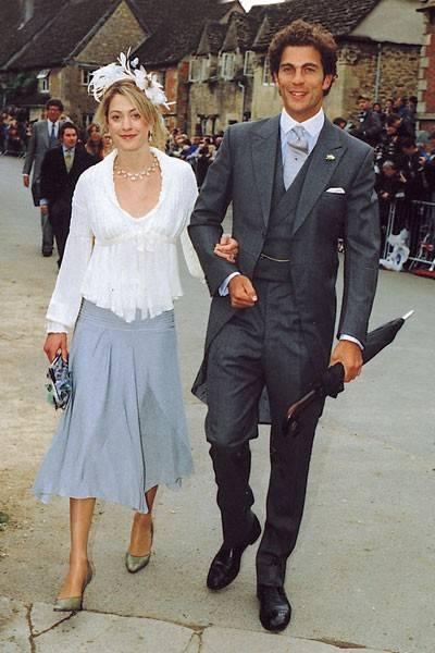 Edward van Cutsem and Mrs Edward Van Cutsem