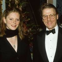 Emilia Fox and Edward Fox