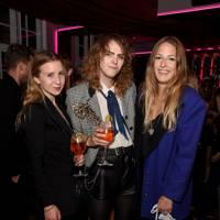 Olivia Bennett, Chandler Tregaskes and Frederica Lovell-Pank