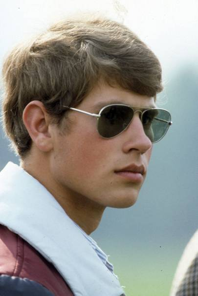 Prince Edward in Windsor 1982, aged 18
