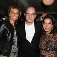 Carol Cornuau, Giovanni Frasson and Daniela Falcão