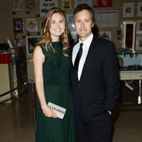 Lauren Bush Lauren and David Lauren