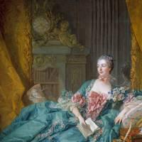 Madame de Pompadour, 1756 - Louis XV