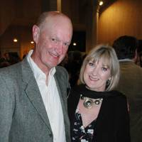 Andrew Lawson and Sue Crewe