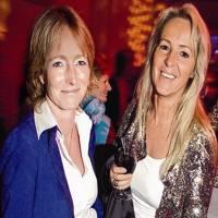 Georgina Macpherson and Lizzy Moberly