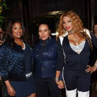 Salt-N-Pepa: Cheryl James, Sandra Denton and Deidra Roper