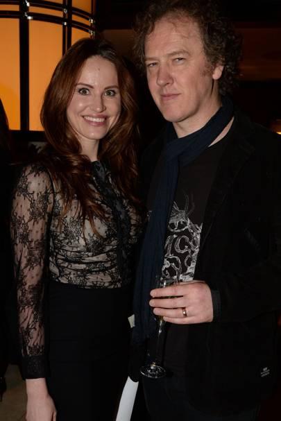 Magdalena Gabriel and Christian Furr