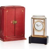 Art deco 'mystery clock'