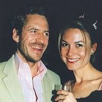 Prince Louis de Rohan and Claire Southern
