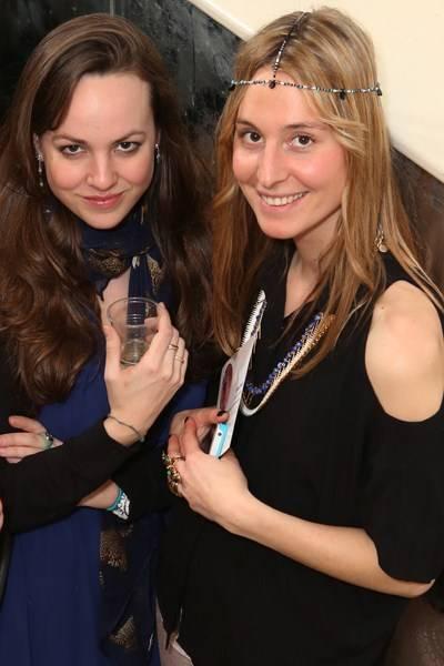 Anastasia Fugger and Julia Van Hagen
