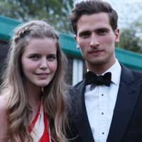 Katie Readman and Tom Warren