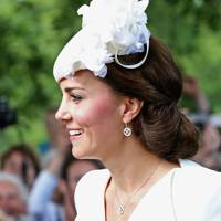 Princess Charlotte's Christening, 2015