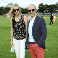 Carolin Hauskeller and Matt Dawson