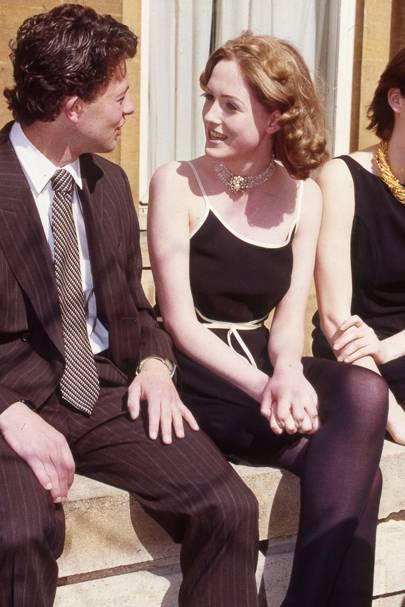 Douglas Lloyd and Diana Magnay