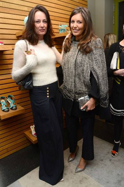 Trish Simonon and Amanda Ferry