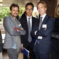 Hamish Jenkinson, Ed Tang and Nicholas White