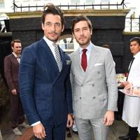 David Gandy and Robert Konjic