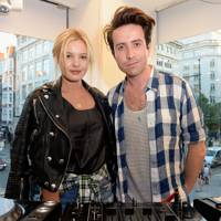 Paige Reifler and Nick Grimshaw