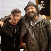 Gérard Rancinan and Mr Brainwash