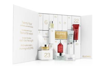 Elemis Advent calendar
