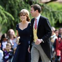 Princess Eugenie and James Brookbank