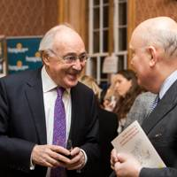 Lord Howard and Lord Fellowes
