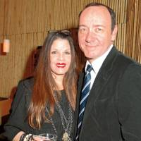 Loree Rodkin and Kevin Spacey