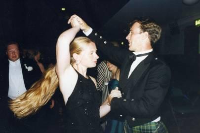 Joanna Spicer and Robin Garrett-Cox