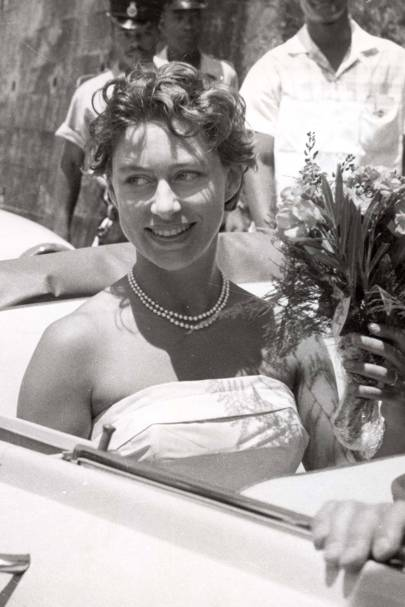 1960: On honeymoon in the West Indies