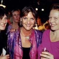 Mrs Charlie McGrath, the Hon Mary Anne Denison-Pender and Mrs Charlie Thompson