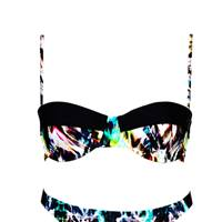 Bikini top, £60, bikini bottom, £60, by Milly