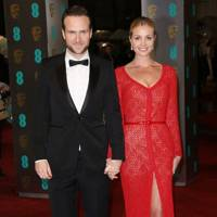 The Angelina's Leg Prize for Pins – Highly Commended: Elize du Toit (pictured with Rafe Spall)