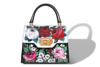 PRINT BAG OF THE YEAR: DOLCE & GABBANA
