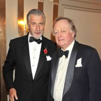 Arnaud Bamberger and Andrew Parker Bowles