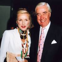 The Hon Daphne Guinness and Rupert Hambro