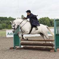Side Saddle International Show at Aintree