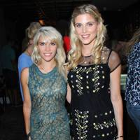 Ashley James and Pips Taylor