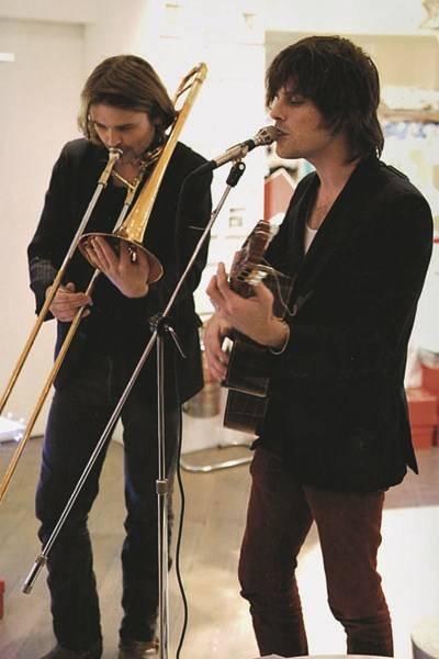 Sky Murphy and Jackson Scott