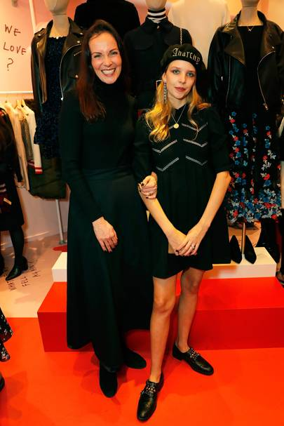 Brita Fernandez Schmidt and Greta Bellamacina