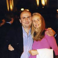 Manilo Marocco and Mrs Gerald Faggionato
