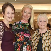 Maggie Probert, Tamara Beckwith and Vicky Pini