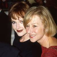 Miranda Richardson and Helen Mirren
