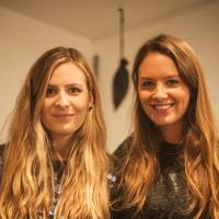 Tansy Aspinall and Victoria Van Holthe