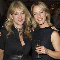 Sonia Friedman and Claudie Blakley